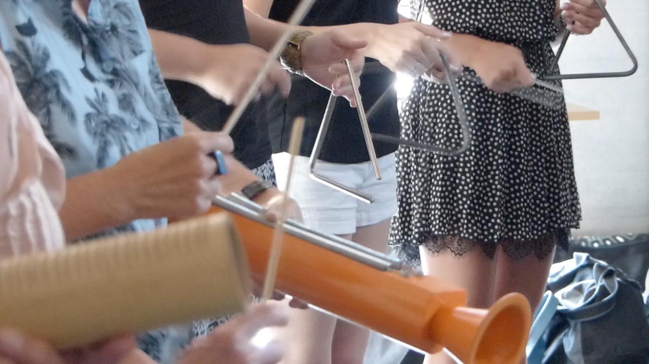 Ein Teamtag mit Musik